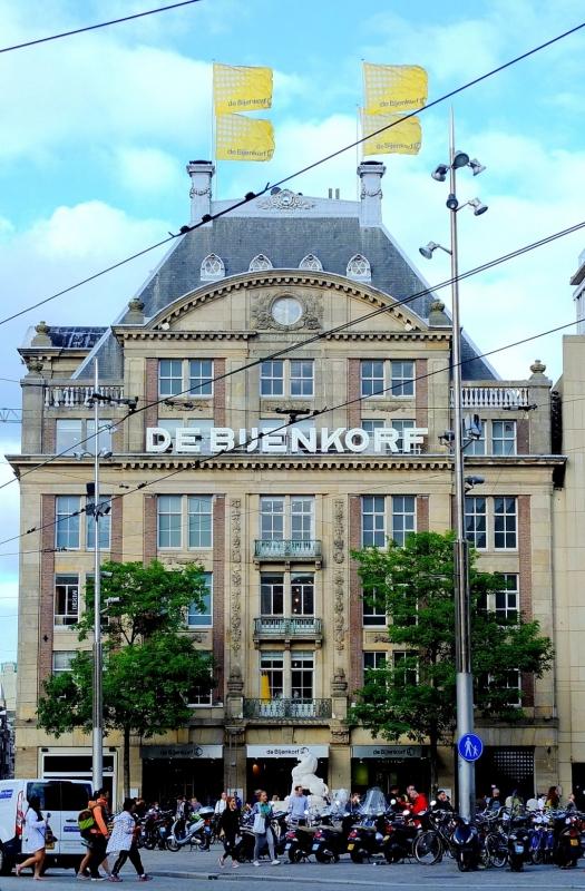Amsterdam shopping online
