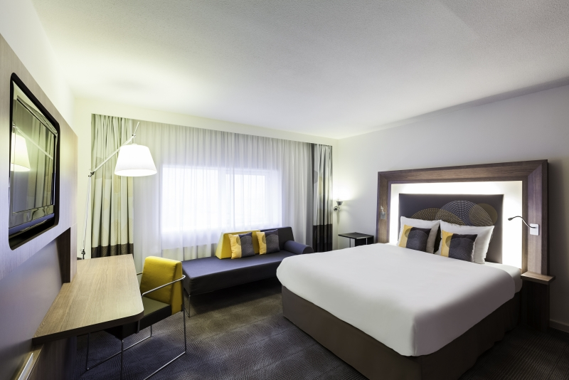 Novotel amsterdam schiphol airport for Chambre airport