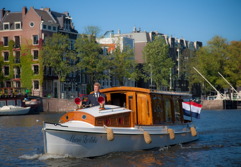 Amsterdam boats for rent