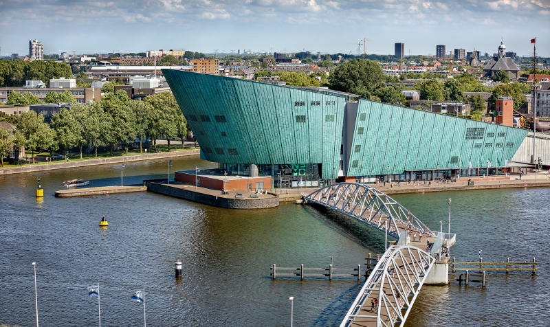 Nemo science museum in amsterdam for Museum amsterdam