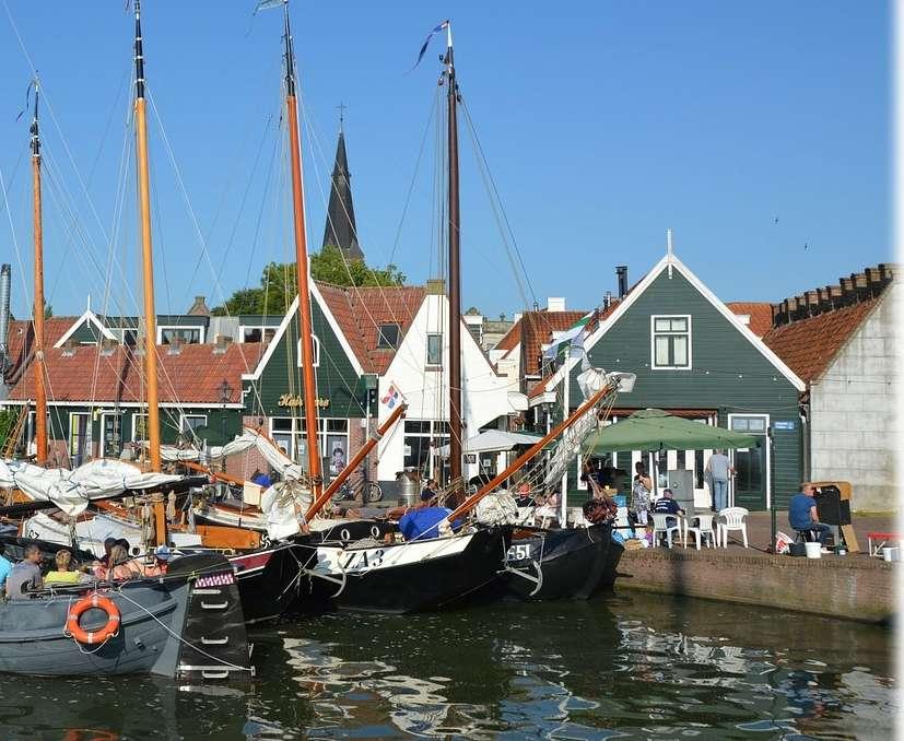Amsterdam Edam canals Zaanse Schans windmills tour