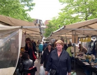 Farmer's Market on Noordermarkt