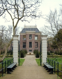 Frankendael Estate in Amsterdam