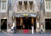 Pathe Tuschinski Cinema Lobby