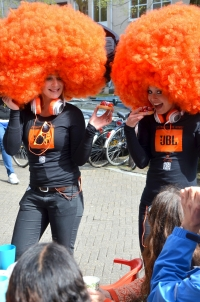 Amsterdam King's day 2016