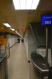 Amsterdam Central Station Lockers