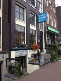 Bob's Youth Hostel Amsterdam Location