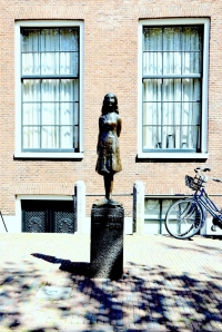 Anne Frank Monumento