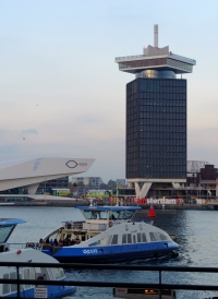 Amsterdam Central Station Ferries