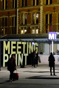 Amsterdam Central Station Meeting Point