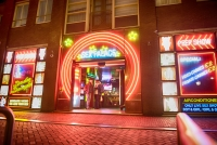 Amsterdam Red Light District Clubs
