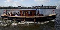 Small Amsterdam boat for rent
