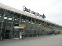 Eindhoven airport close to Amsterdam