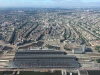 Amsterdam helicopter tour