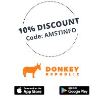 Donkey republic bike rental
