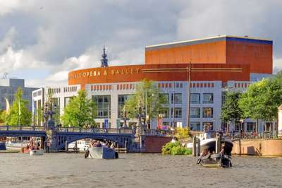 Amsterdam theatre and opera