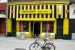 Mellow Yellow Coffeeshop in Amsterdam