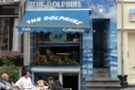 The Dolphins Coffeeshop in Amsterdam