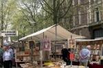 Boekenmarkt Op Het Spui, Amsterdam
