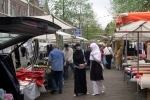 Westerstraat Market in Jordaan
