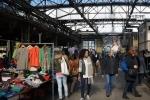 IJ-Hallen flea market in Amsterdam