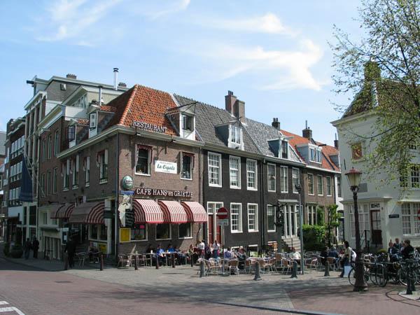 Caf 233 Hans En Grietje In Amsterdam