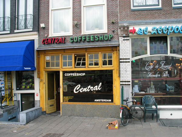 This website uses cookies to improve user experience. By visiting and ...: www.amsterdam.info/pictures/coffeeshops/pages/coffeeshop_central.htm