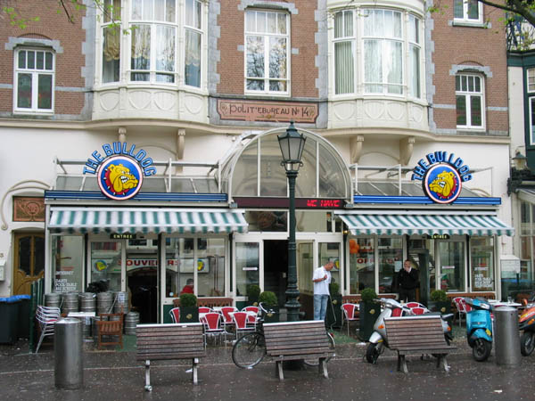 The Bulldog Coffeeshop Hostel Amsterdam