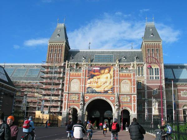 Rijksmuseum in amsterdam for B b amsterdam