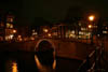 Reguliersgracht by night