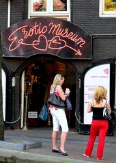 Amsterdam Red Light District Pictures Photos Erotic Museum