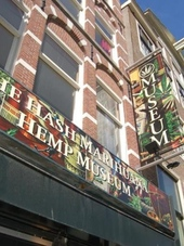 Amsterdam Red Light District Pictures Photos Hash Marihuana Museum
