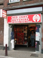 Amsterdam Red Light District Pictures Photos souvenirs