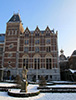 Rijksmuseum in Winter