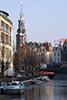 Singel Munt Tower in Amsterdam