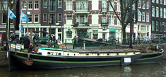 Prinsengracht Amsterdam HouseBoat Museum