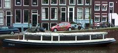 Saloon boat Avanti Amsterdam