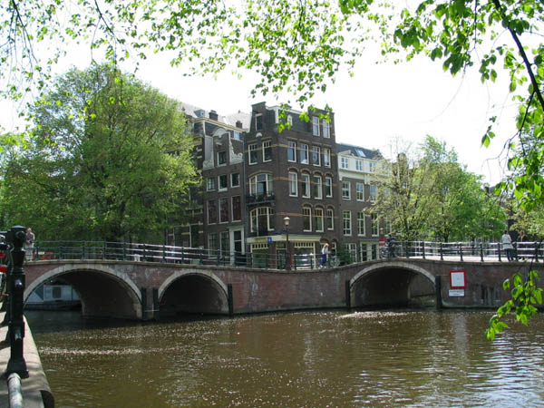 prinsengracht bridge
