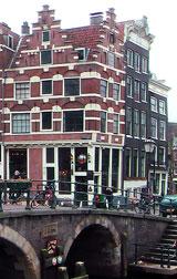 Cafe Papeneiland Prinsengracht Amsterdam