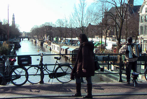Prinsengracht Amsterdam begin