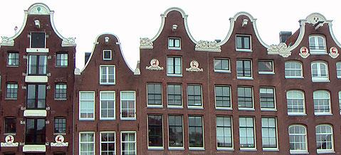 Prinsengracht Amsterdam beginning