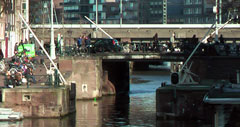 Unicorn Lock Prinsengracht Amsterdam