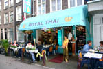 Royal Thai restaurant Amsterdam
