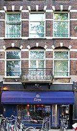 Surya Amsterdam outside