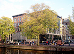 Anne Frank Huis Amsterdam Autumn