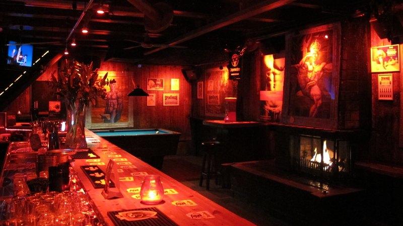 amsterdam bar reviews in Gay eagle