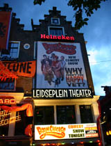 Theaters Amsterdam