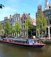 Amsterdam Cruceros Canales