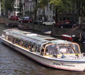 Hop on Hop off Amsterdam Canal Cruise