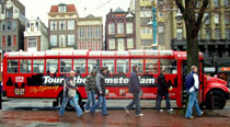 Amsterdam Bus Tours